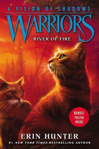 (Tome 5) River of Fire