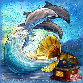 La Musique des vagues