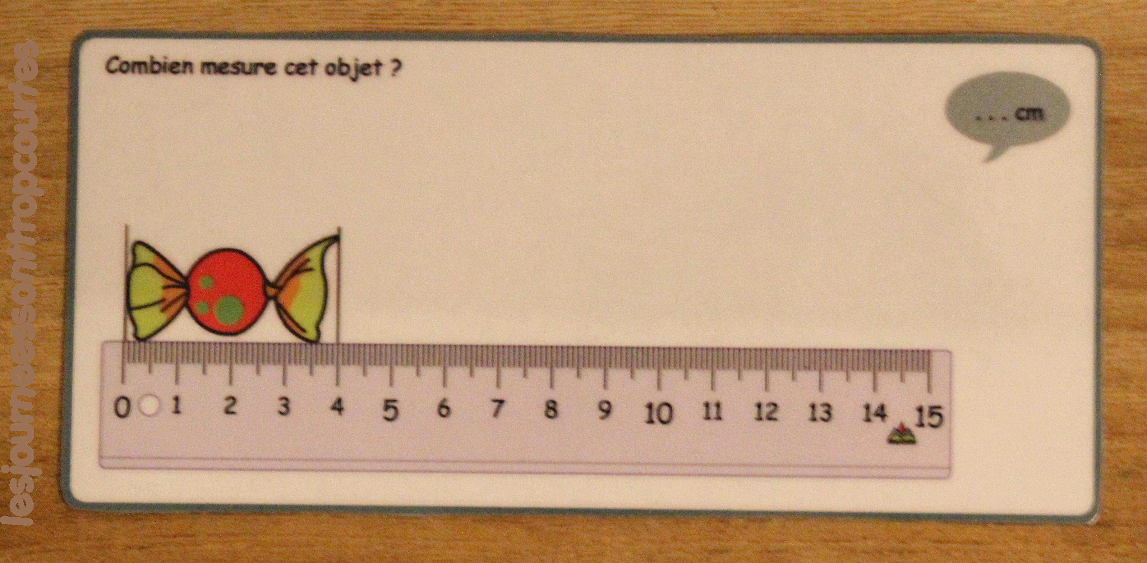 mesurer avec la r gle les journ es sont trop courtes. Black Bedroom Furniture Sets. Home Design Ideas