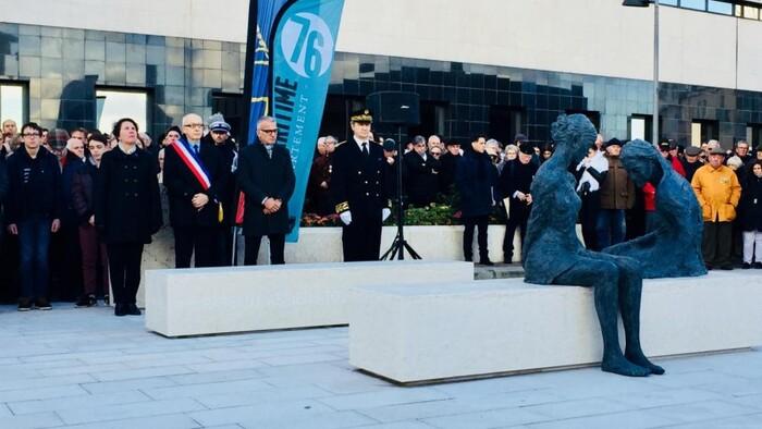 Ils y sont arrivés, les Marchand : Le mémorial départemental Algérie-Tunisie-Maroc  inauguré à Rouen