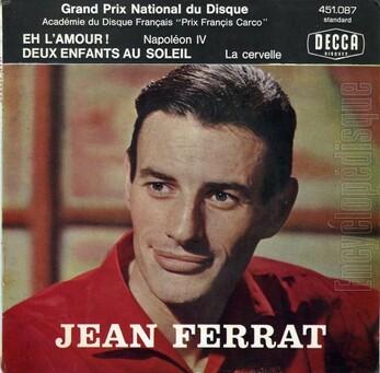 Jean Ferrat, 1962