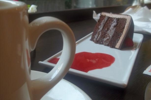 Patisserie et café
