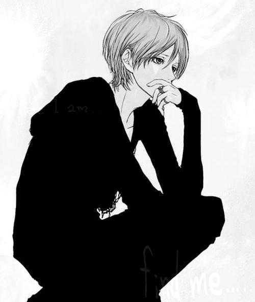 Noir Et Blanc Hey Mangas