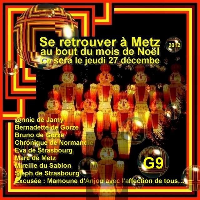 Amitié de Noël à Metz 1 Marc de Metz 08 12 2012