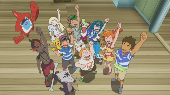 Pokémon Sun & Moon épisode 102 VOSTFR en Streaming
