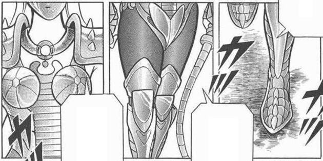 V - Armure du Caméléon (Chamaeleon Cloth)