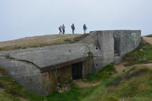 Finistère - Fort du Toulinguet