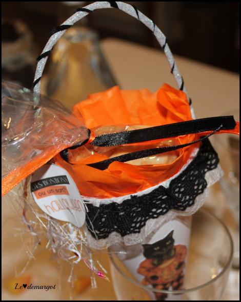 Cornets d'Halloween