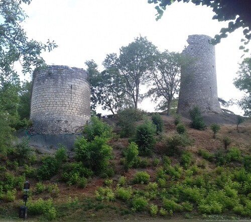 VENDOME - le Château et son parc