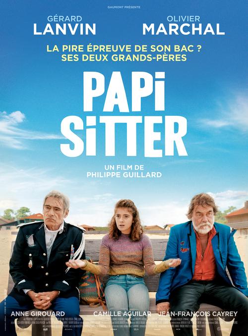 Découvrez la bande-annonce de PAPI SITTER avec Gérard Lanvin et Olivier Marchal ! Au cinéma le 4 mars 2020