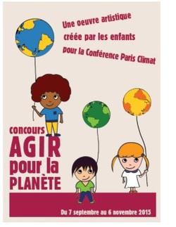 Séquence COP21 (réchauffement climatique)