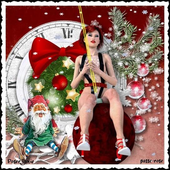 Joyeux Noël mes ami(e)s !