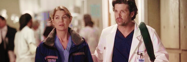 Grey's Anatomy ~ 8.08/8.09 - Heart-Shaped Bow / Dark Was The Night