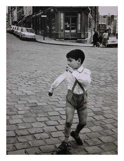 Photographes Humanistes (10/13) : Léon Herschtritt