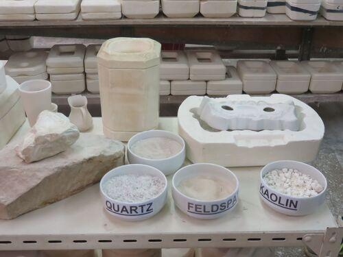 Visite de la Maison de la Porcelaine