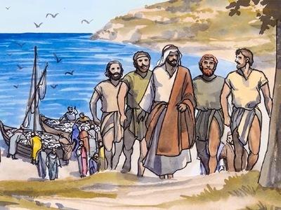 De la CRÈCHE à la CROIX - Lecture et Prière (2)