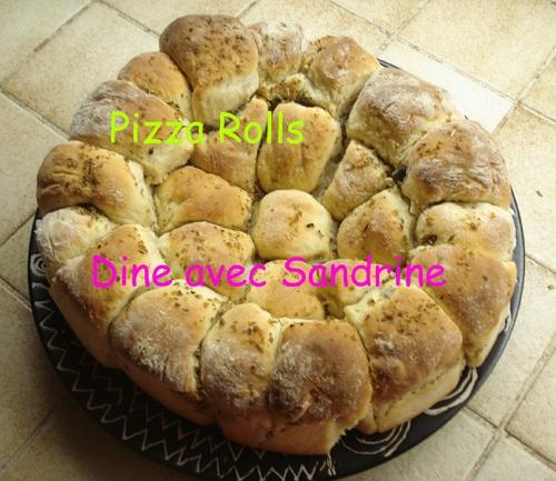 La Pizza Rolls