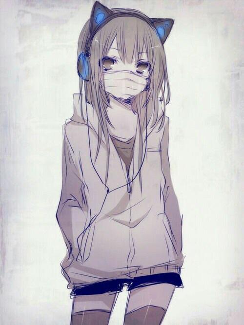 Image de anime, neko, and manga