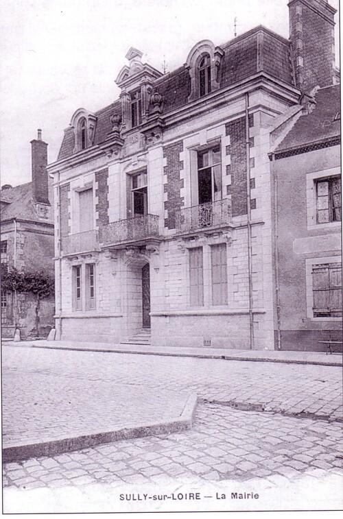 Mairie d'hier et d'aujourd'hui