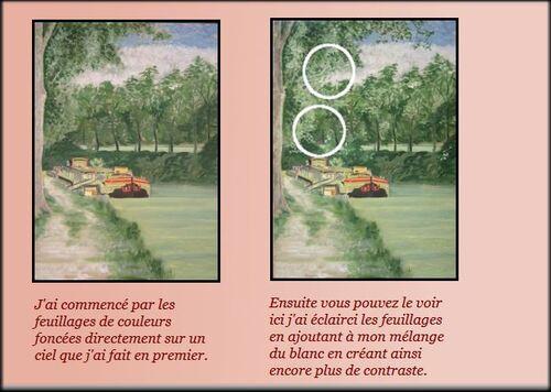Dessin et peinture - vidéo 3138 : Comment réussir les ombres et la lumière 2/2 (cerise et tuto) ? - aquarelle, pastel, huile et acrylique.