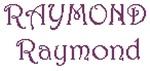 Dicton de la St Raymond+ grille prénom   !