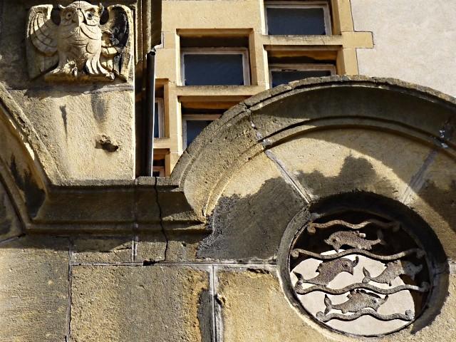 Architecture de Metz 8 fragments 19 04 10