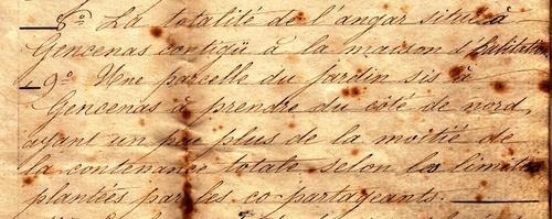 La maison familiale de Gencenas (3) : mystère dans l'étude du notaire