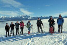 30 mardi 2018 - But de Neve et rochers de Chironne