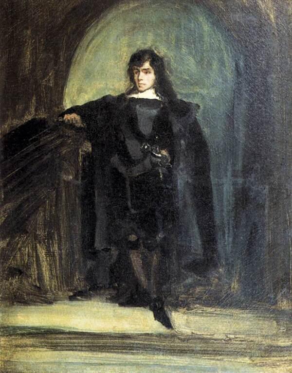 Delacroix,le lyrique