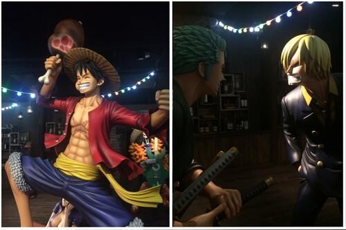 ~ Parc à thème sur One Piece ~