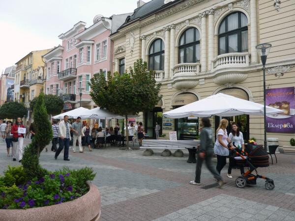 Jour 8 - Plovdiv - Immeubles 4