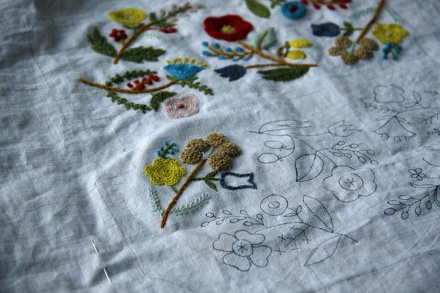 Au bord de ma table... essais d'edelweiss