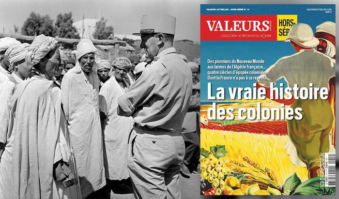 Vive la nostalgie coloniale ! La réponse  de Pascal Blanchard à « Valeurs actuelles »