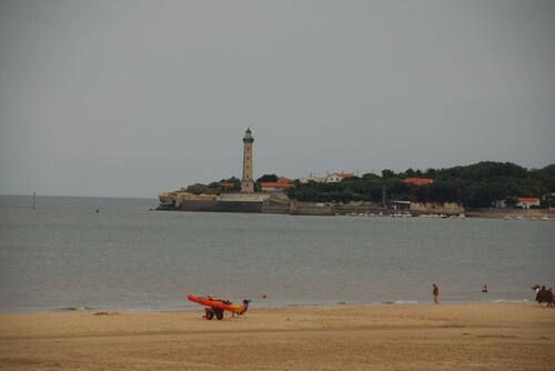 Le phare de Vallières