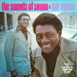 Joe Simon - The Sounds Of Simon - Complete LP