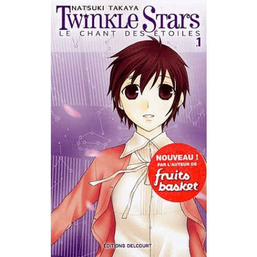 Manga - Twinkle stars , le chant des étoiles, tome 1