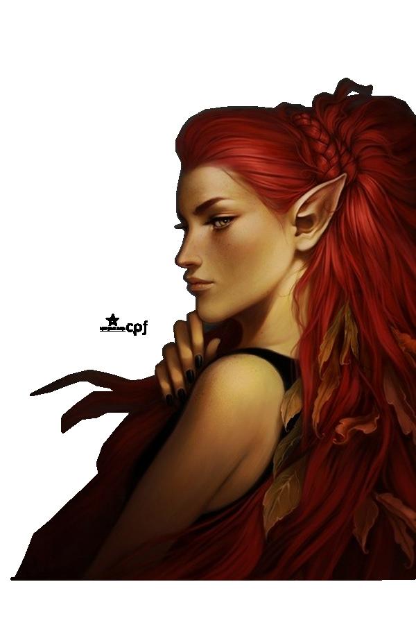 Elfes d'Automne