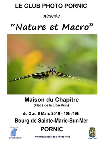 Exposition photos Nature et Macro ..