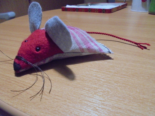 Coudre une petite souris galerie 3