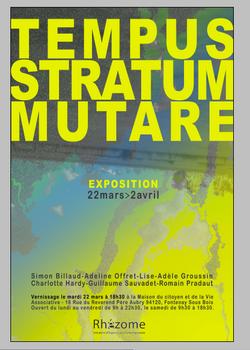 Exposition PLANCK du 30/01/14 au 23/02/14