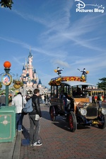 Halloween 2012 at Disneyland Paris