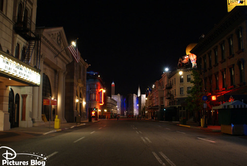 Disney's Hollywood Studios - Streets of America