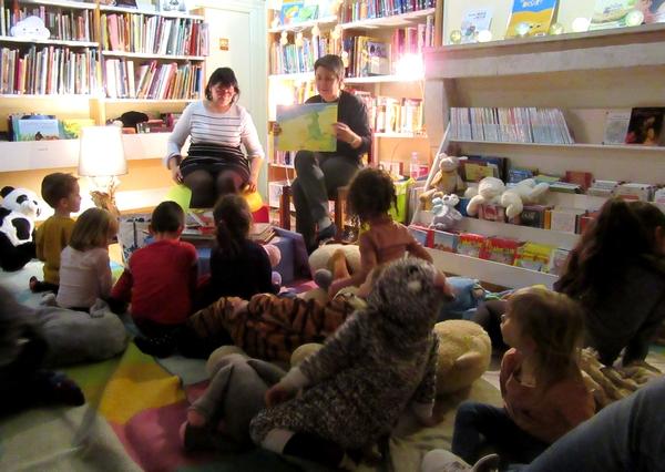La Nuit de la lecture à la Bibliothèque Municipale de Châtillon sur Seine a ravi les participants !