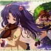 kotomi, nagisa and ryou