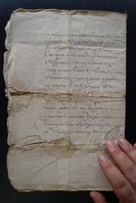 - 1644. Bail Bouvard - Bourdon
