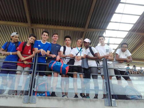 Championnats de France 2018 : dans l'arène de Lugdunum !