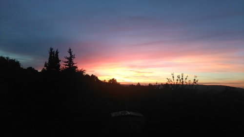 Encore des levers de soleil