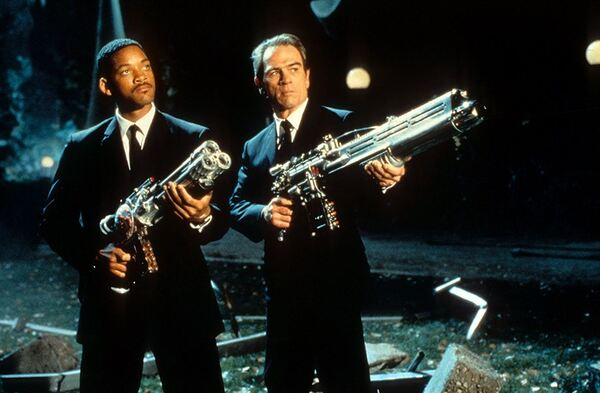 Men in Black : Photo Tommy Lee Jones, Will Smith