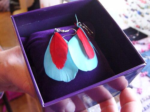 Exposition de mes bijoux lors de la journée de la femme à Truyes