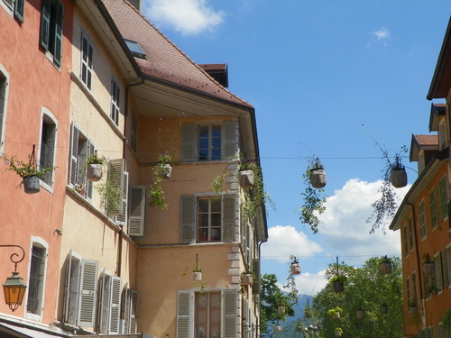 Déambule, festival des paysages à Annecy